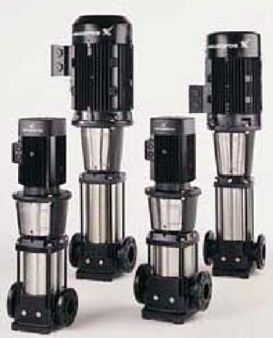 grundfos non submersible circulation pump manual
